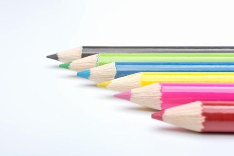 いろんな鉛筆