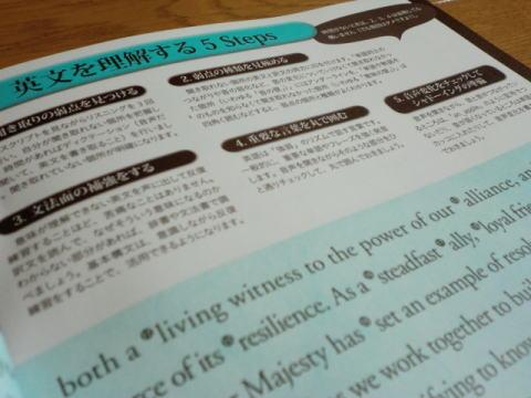 英文を理解する5ステップ