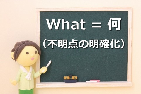 what=何