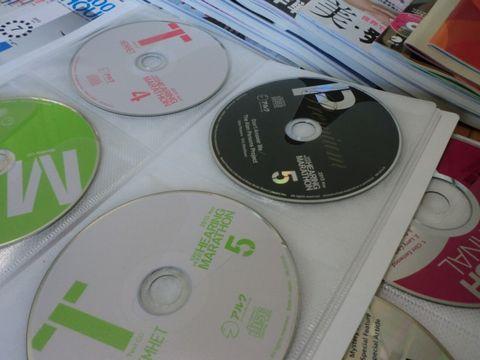 CDとテキスト
