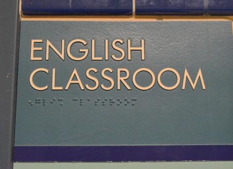英語のクラス