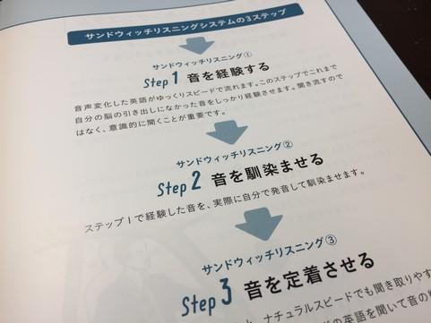 3ステップで英語を理解する