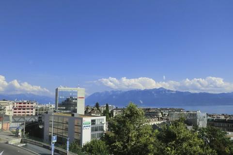 スイスの都市