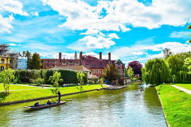 イングランドの風景