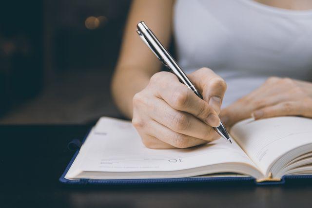 文章を書いています