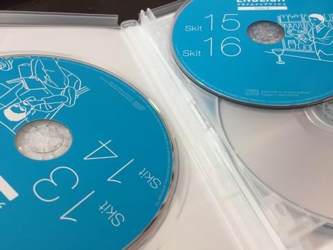 青いケースのCD実物