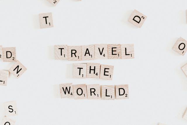 世界を旅しよう