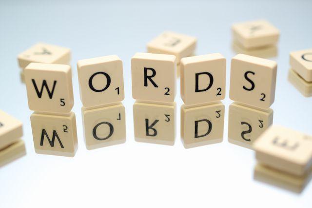 英単語の画像